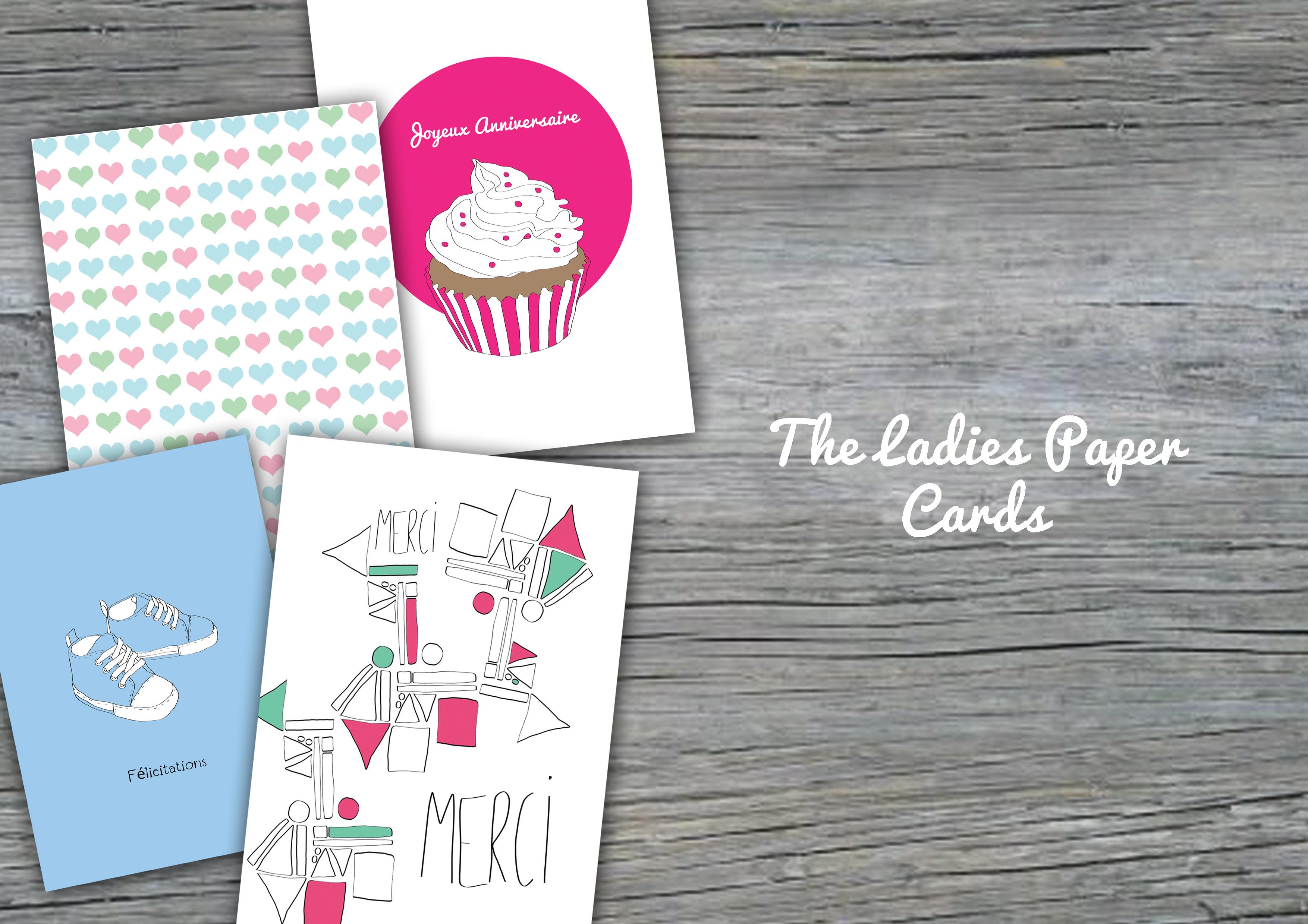 Cartes A Imprimer Gratuitement The Ladies Paper